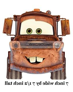 11 Inch TOW Mater Truck Disney Pixar Cars 2 Movie Removable
