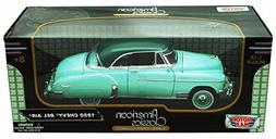 1950 Chevy Bel Air, Green - Motormax 73111 - 1/18 scale Diec