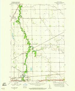 1959 West Fargo, ND | USGS Historical Topographic Map | 24in