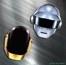 TWO DAFT PUNK Vinyl Decal Sticker For Car Laptop Skateboard
