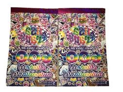 2 Lisa Frank Kiss Peace Kittens Puppies Unicorn Sparkle 600