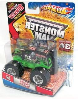2012 Hot Wheels 30TH Anniversary 1:64 Scale Grave Digger Mon
