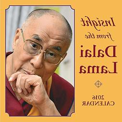 2016 Insight from the Dalai Lama 365 PAGE-A-Day Desk / BOX C