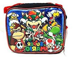 Super Mario 3D Bros Insulated Lunch Box Bag Licensed Nintend