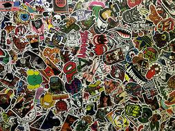 50 Random Skateboard Stickers Vinyl Laptop Luggage Decals Do