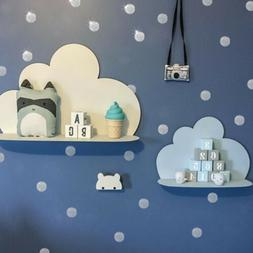 54pcs Polka Dot Wall Stickers Child Kids Vinyl Art Decor Spo