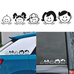 5x25cm happy family vinyl film font b