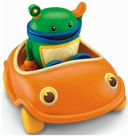 "8.5"" Team umizoomi bot car birthday wall decal decor cut out"