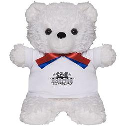 CafePress - B-52 Aviation Navigator - Teddy Bear, Plush Stuf