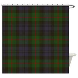CafePress - Murray Tartan Shower Curtain - Decorative Fabric