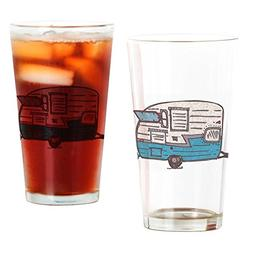 CafePress - Shasta Airflyte - Pint Glass, 16 oz. Drinking Gl