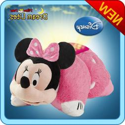Disney Pillow Pets Dream Lites - Minnie Mouse Stuffed Animal