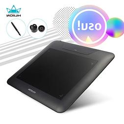 HUION 8 x 6 Inches Digital Graphic Drawing Tablet - 680s Bla