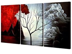 Home Art - Abstract Art Giclee Canvas Prints Modern Art Fram