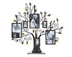 "Klikel 20"" Bronze Family Tree of Life Centerpiece Display St"