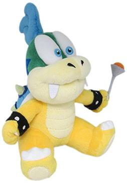 "Little Buddy Super Mario Series Larry Koopa 7"" Plush"