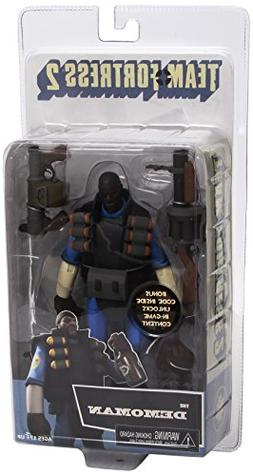 NECA Team Fortress 2 The Demoman Action Figure, 7""