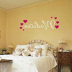 Name Wall Decal - Nursery Wall Decal - Teen Name Wall Decals