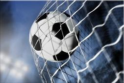 Startonight Wall Art Canvas Soccer Ball, Sports USA Design f