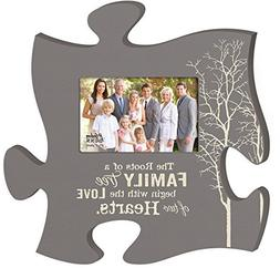 The Roots of a Family Tree Grey 4x6 Photo Frame Inspirationa