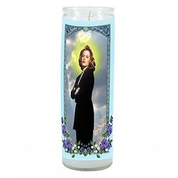 The X-Files SCULLY Prayer Candle
