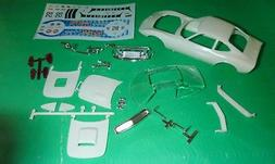 """ABOGT OPEL GT BODY W/ """"WHAT A GAS"""" DECALS Model Car Mountain"""