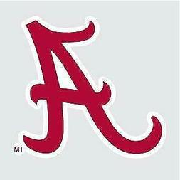 "Alabama Crimson Tide SCRIPT A 4"" Vinyl Decal Car Truck Stick"