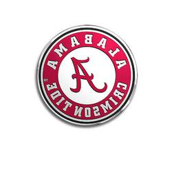 Alabama Crimson Tide Official NCAA Car Emblem by Team Promar