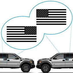 Yoonek Graphics American Flag United States Decal Sticker fo