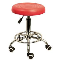 Arcade stool adjustable roller chair seat for cocktail or si