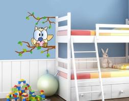 Baby Owl IV Wall Decal by Style & Apply - highest quality wa
