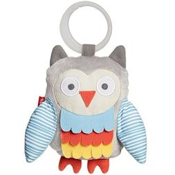Skip Hop Baby Treetop Friends Wise Owl Stroller Activity Toy