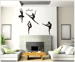 Luxbon-Ballet dream four girls dancing on the picture for th