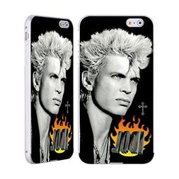Official Billy Idol Greatest Hits Albums Silver Aluminum Bum