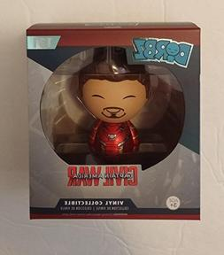 Captain America Civil War DORBZ Tony Stark #131 Free Comic B