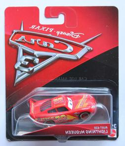 Disney Cars 3 Rust Eze Lightning Mcqueen Die Cast