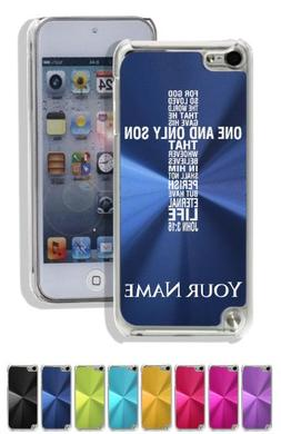 Case for iPod Touch 5th/6th Gen - Bible Verse John 3:16 - Pe