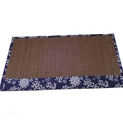 Chinese Table Runner Retro National Style Simple Natural bam