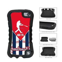 Cleveland Baseball Number One Fan 2-Piece Dual Layer Phone C