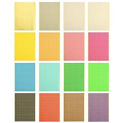 Outus Color Coding Labels Dot Stickers Round Circle Stickers