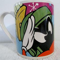 "Gibson Coffee Mug Commander of the Flying Saucer "" Marvin th"
