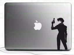 Cowboy Bebop Spike Vinyl Decal Stickers for Car//Laptop//Consoles//Mirror