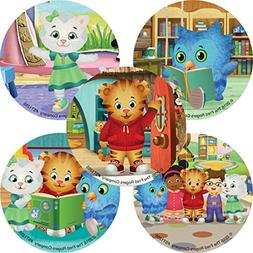 SmileMakers Daniel Tiger's Neighborhood Stickers - Prizes 10