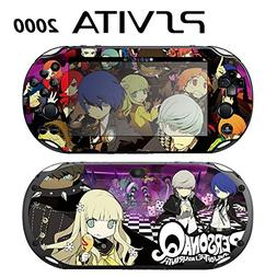 Decorative Video Game Skin Decal Cover Sticker for Sony Play