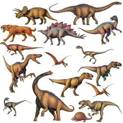 RoomMates Dinosaurs Peel & Stick Wall Decals