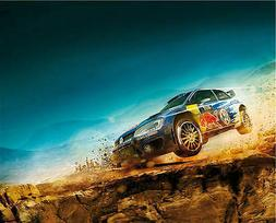 Dirt Rally Sports Racing Car Golf 3D Full Wall Mural Photo W