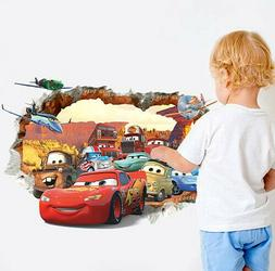 Disney Cars Wall Stickers Cardecal