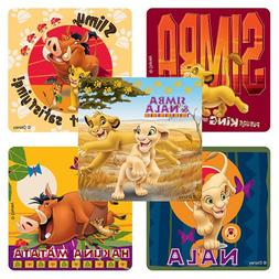 Disney Lion King: Hakuna Matata Stickers - Party Favors - 10