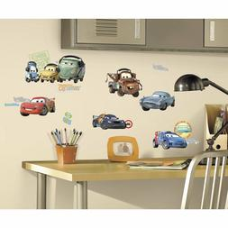 Roommates Disney Pixar Cars 2 Peel and Stick Wall Decal Appl