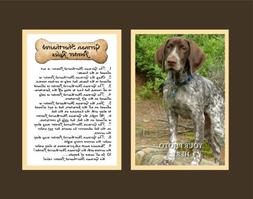 Dog Rules German Shorthaired Pointer Wall Decor Pet Saying D